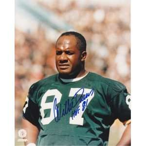 Willie Davis Autographed/Hand Signed Green Bay Packers