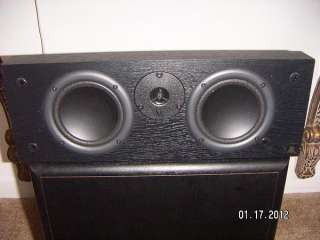 ACOUSTIC RESEARCH AR C 225 PS CENTER CHANNEL SPEAKER****