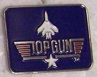 Hat Lapel Push Tie Tac Pin U S Navy Top Gun School NEW