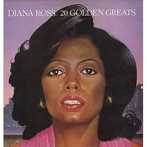 Diana Ross   20 Golden Greats   [LP]: Diana Ross: Music