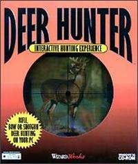 Deer Hunter PC CD original hunt buck gun bow shooting hunting