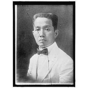 Photo Reprint AGUINALDO, EMILIO. PHILLIPINO INSURRECTIONIST 1919