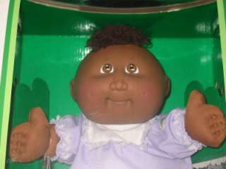Brown Skin CABBAGE PATCH Kids PREEMIE Doll Born 3/24