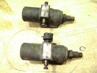John Deere R Injector pumps
