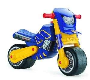 MOTO MOLTO CROSS ULTIMATE BOY BLUE RIDE ON