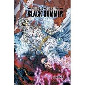 Black Summer [Hardcover] Warren Ellis Books