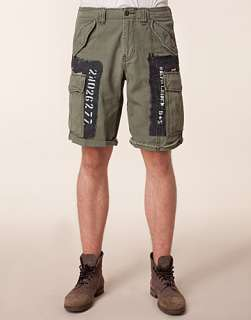 DENIM & SUPPLY BY RALPH LAUREN / MILITARY CARGO SHORTS   NELLY