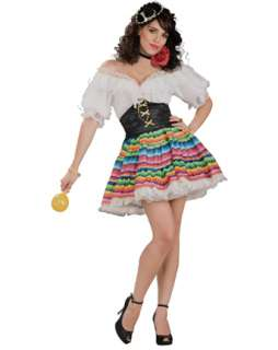 Womens Hot Tamale Costume  Womens International Halloween Costumes