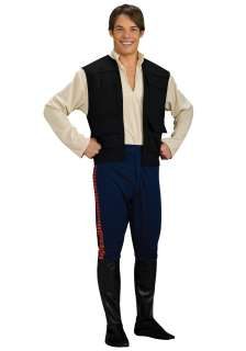 Home Theme Halloween Costumes Star Wars Costumes Han Solo Costumes