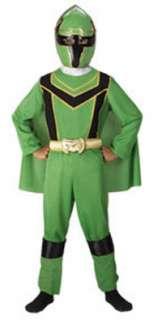 Green Power Ranger Costume   Authentic Power Ranger Costumes