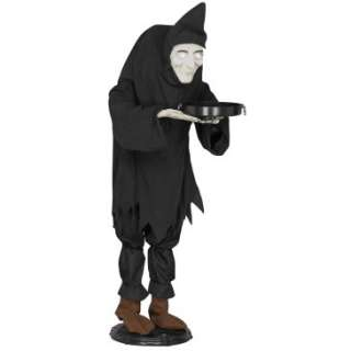 Hunchback Treater Greeter Animated Prop, 64247