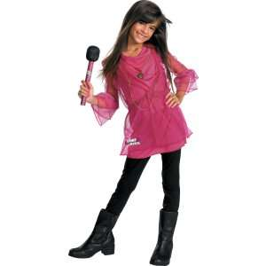 Camp Rock Mitchie Torres Final Jam Classic Child Costume, 60730