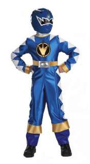 Deluxe Blue Power Ranger Costume   Power Rangers Costumes