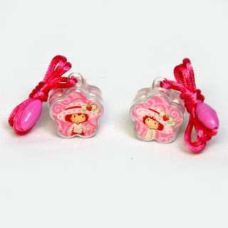 Strawberry Shortcake Lip Gloss Necklaces (4 count)   Costumes, 23335