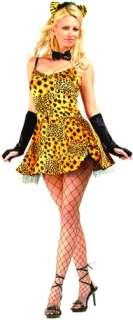 This costume includes velvet dress with tail, built in petticoat, bow