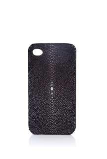 DANNIJO  Black Stingray 4G iPhone Case by DANNIJO