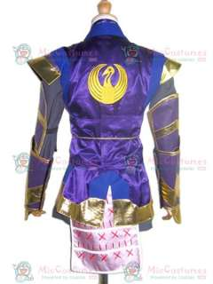 Samurai Warriors Ranmaru Mori Cosplay Costume  Samurai Warriors