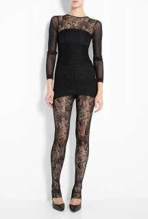 By Malene Birger  Black Bernie Delicate Lace Jumpsuit by By Malene