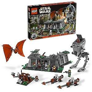 LEGO Star Wars Endor Battle Playset