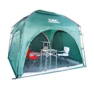Axis 4 Person Camping Screen Tent with Bonus Camp Guides