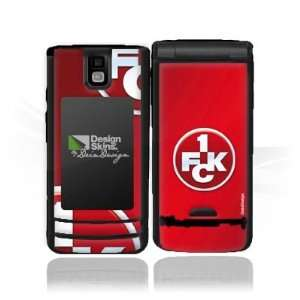 Design Skins for Nokia 6650   1. FCK Logo Design Folie