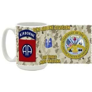 U.S. Army 82nd Airborne Division Coffee Mug Kitchen