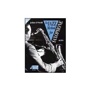 The Jazz Method for Alto Saxophone Book With CD  Sports