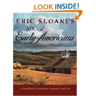 Sloanes AbCs of Early Americana (9780896586871) Eric Sloane Books