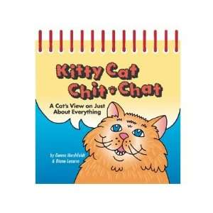 Perpetual Calendar Kitty Cat Chit Chat