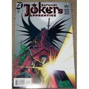 Batman The Jokers Apprentice C.J. Henderson, Von Eeden
