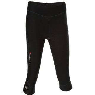 Tenn Ladies Plus Size Sports & Exercise Capri Leggings