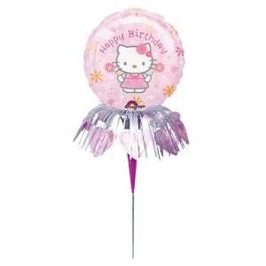 Hello Kitty Birthday Floral Wanderfuls Balloon (1 ct