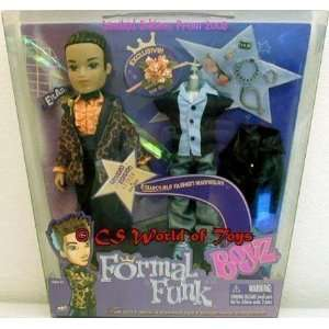 Bratz Boyz Formal Funk Eitan Doll Toys & Games