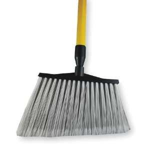 Synthetic Fill Brooms Angle Broom,Yellow Health