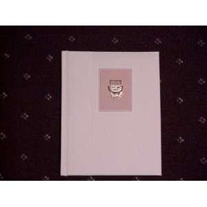 Baby Record Book by CR Gibson, Noahs Ark Animal Motif