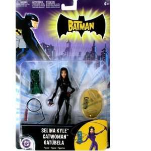 The Batman Animated Action Figure Selina Kyle (Catwoman