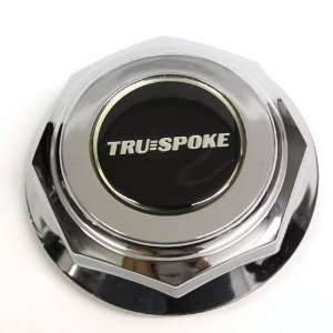 Tru Spoke Wire Wheel Center Cap Chrome #44 0245