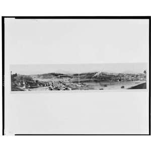 Overlooking plant of Champion Fibre Company,Canton,N.C. (from south