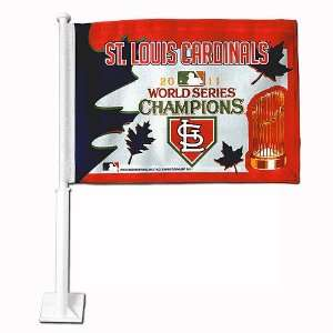 Brewers National League Champions Car Flag