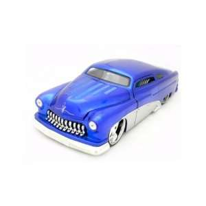 Mercury Diecast Car* Scale 118 Color C.blue w/ Silver Toys & Games