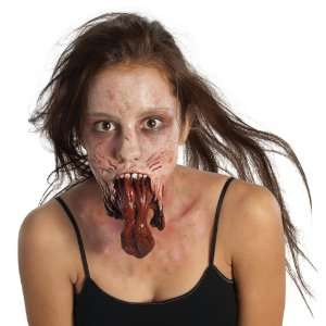 Lets Party By Rubies Costumes The Walking Dead   Split Jaw