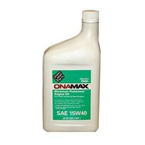 TRAILER RV AND AUTOMOTIVE ENGINE ONAN SAE 30W OIL: Automotive