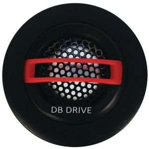 DB DRIVE S5 1T 1 ALUMINUM DOME TWEETERS Car Electronics
