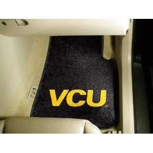 VCU Rams Carpet Car/Truck/Auto Floor Mats