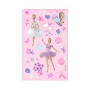 Barbie Ballerina Stickers Toys & Games
