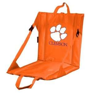 Clemson Tigers NCAA Gear Stadium Folding Seat Chair