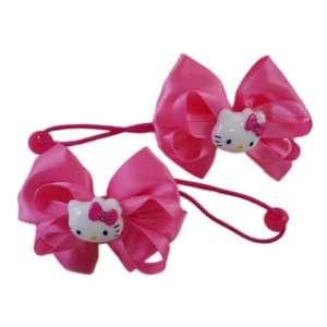 Hello Kitty Hair Accessories   Sanrio Hair Bow Ties Toys