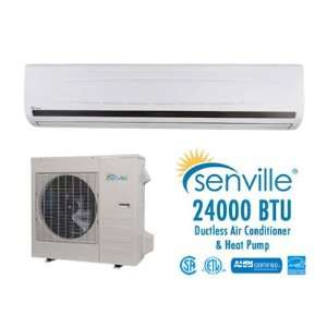 Senville 24000 BTU Ductless Air Conditioner & Heat Pump