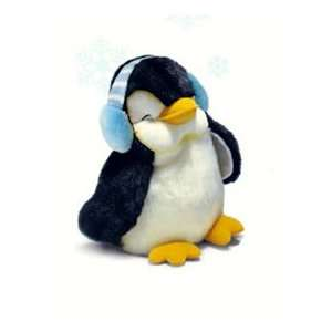 Small Tux the Holiday Penguin 5.5in Plush by Russ Berrie