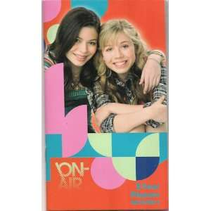 2010 iCarly On Air Travel Sized Appointment Book Office